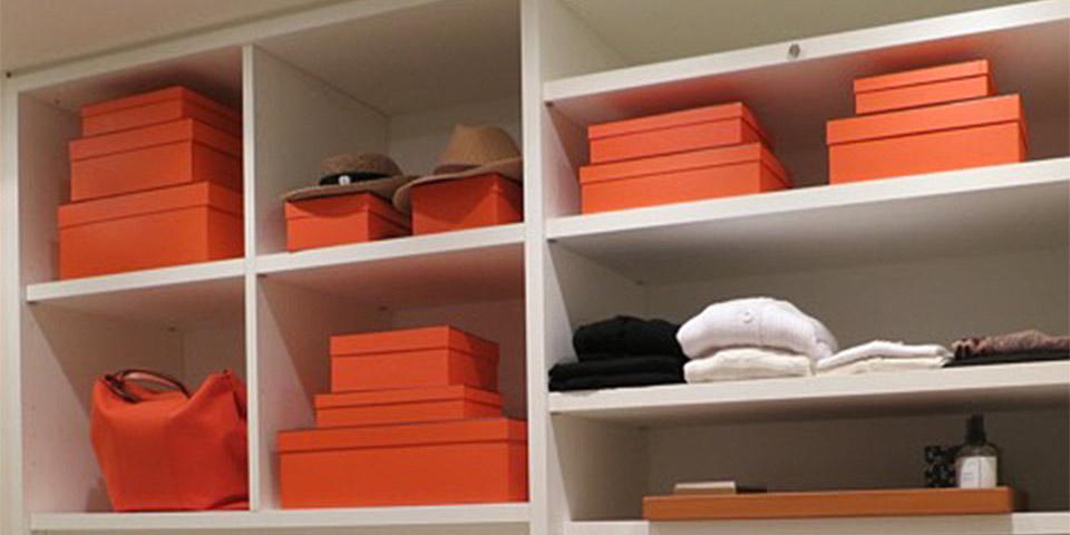 Suite Casal – Closet